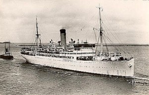 SS Canberra