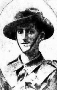 Frank Herbert Sherwin. Image courtesy Molong Express and Western District Advertiser.
