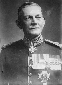 Field Marshal Sir Arthur Barrett by Bain News Service. Licensed under Public domain via Wikimedia Commons.