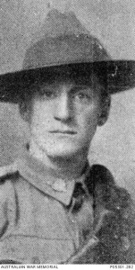 Walter Thomas Cornish. Image courtesy Australian War Memorial.