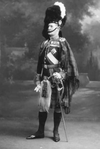 Sir Charles Douglas 1913. Image courtesy British Government.