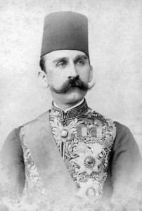 Hussein Kamel, Sultan of Egypt. Image in public domain.