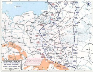 Eastern Front 1915. Image courtesy US Department of Military Art and Engineering.