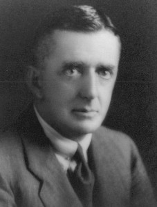 Arthur Edmund Colvin, Mayor of Orange 1923-24, 1925-29,1935. Image courtesy Orange City Library.