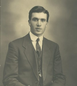 Edgar Roy Stanford. Image courtesy Mrs Norma Russell.