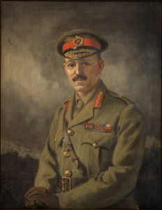 Major General Sir Andrew Hamilton Russell by George Edmund. Image courtesy NZ Archives.
