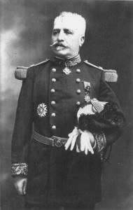 General Edouard de Castelnau, 1915. Image courtesy New York Times.