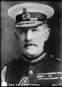 General Sir Horace Smith-Dorrien. Image courtesy Bain News Service.