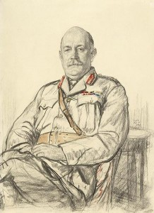 General George Fowke, 1917. Image courtesy Imperial War Museum.