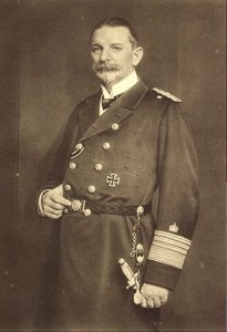 Eduard von Capelle, German Navy Minister 1916-1918. Image in public domain.