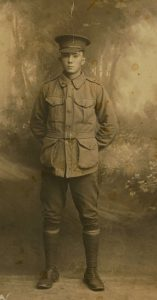 Eric Green. Image courtesy Australian War Memorial.