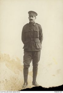 Gerald Griffith. Image courtesy Australian War Memorial.