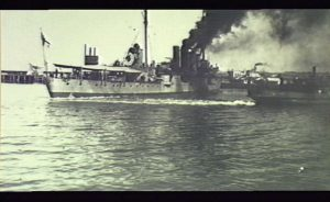 HMAS Melbourne. Image courtesy Australia War Memorial.