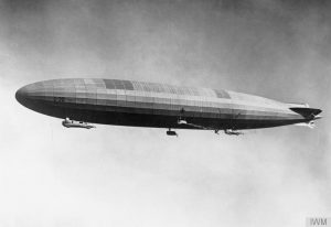German naval airship L-30. Image courtesy Imperial War Museum © IWM (Q 58458).