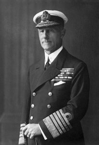 Admiral Sir John Rushmore Jellicoe. Image courtesy George Grantham Bain Collection/Library of Congress, Washington, DC. (Digital File Number: LC-DIG-ggbain-38732).